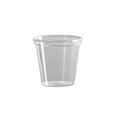 1-oz. Shot Smooth Wall Tumblers, 2,500 Cups