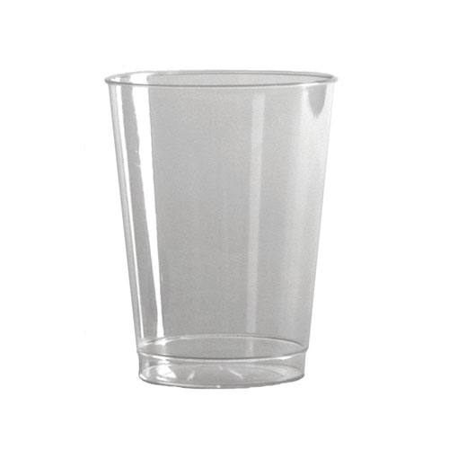 8-oz Tall Smooth Wall Tumblers,
