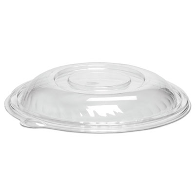 "Caterline Pack n' Serve Lids, Plastic, Clear,10"" Diameter x 1 3/8""High, 25/Ctn"