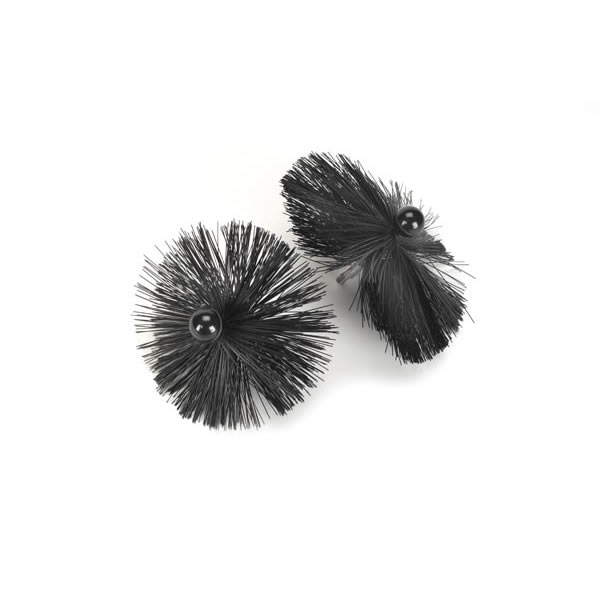 "10"" Poly Brush For Viper, For 8"" Flue"