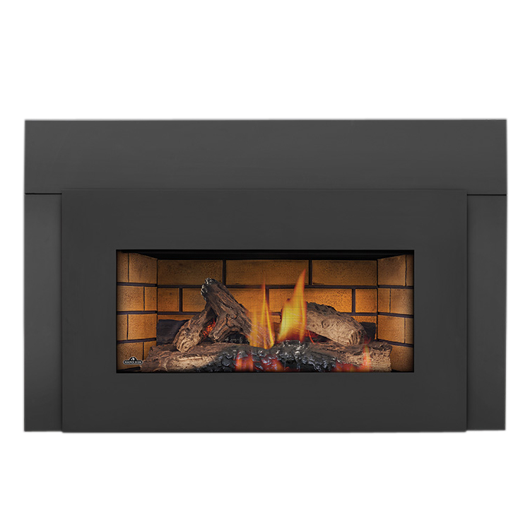 GI3600N Vented Gas Fireplace Insert - Natural Gas