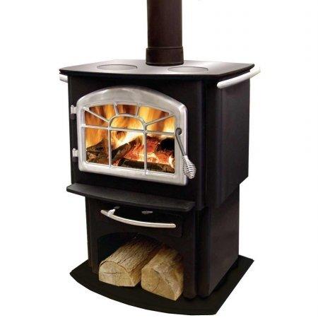 1150P Napoleon EPA Wood Gourmet Cook Stove, Black