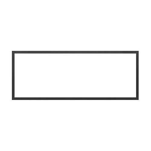 """1"""" Low Sheen Black Finishing Trim for Vector 50 / Acies 50 Models - FT50K"""