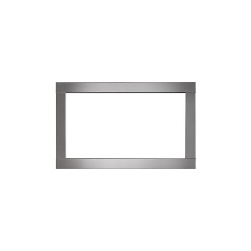 """2.5"""" Premium Brushed Stainless Steel Surround for Ascent Linear 36 Models - PSL36SS"""