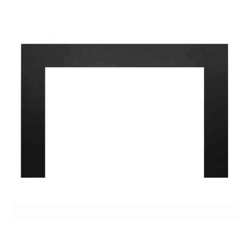 Black Medium 3-sided Backerplate for OAKVILLE GDIX4 Models - MBK3B2844