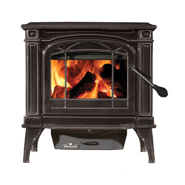 1100CP-1 Napoleon Cast-Iron Wood Burning Stove
