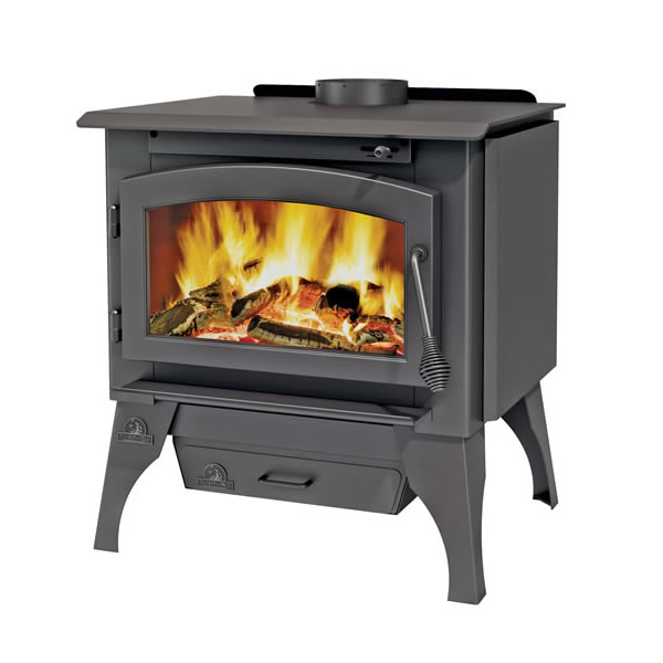 2200 Timberwolf Medium Wood Burning Stove