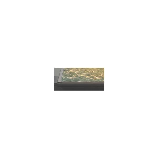 GBAT Glass/Burner Accent Trim, Polished Chrome