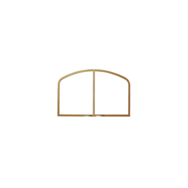 DK36-AG Arched, Gold Plated