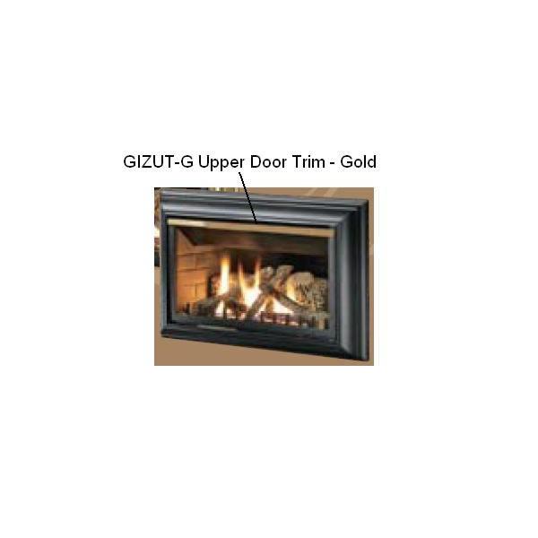 GIZUT-G Upper Door Trim - Gold