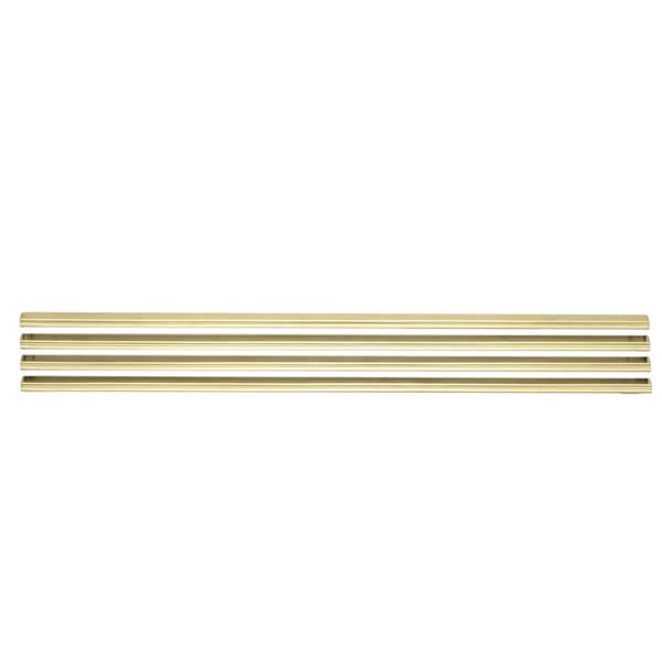 NZLPB Upper & Lower - Polished Brass