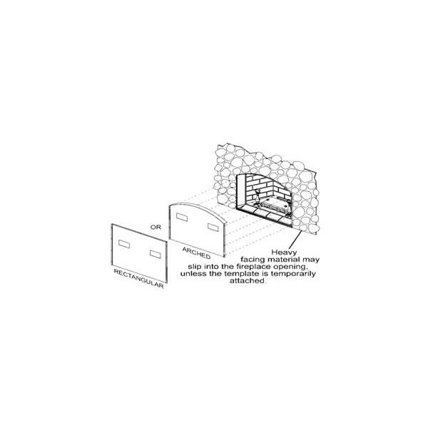 FK80-R Framing Kit - Rectangular