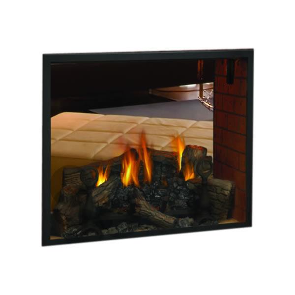B81NL Burner Assembly - Logs Configuration
