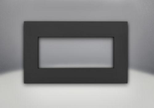 FPGI30-KSB Faceplate, Painted Black