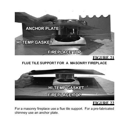 NZ150-KT Mounting Plate/Collar