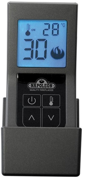 F60-6 Thermostatic Hand Held Battery Operated Remote With Digital Screen, Bulk Of 6