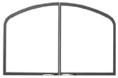 DK36-A Arched, Painted Black