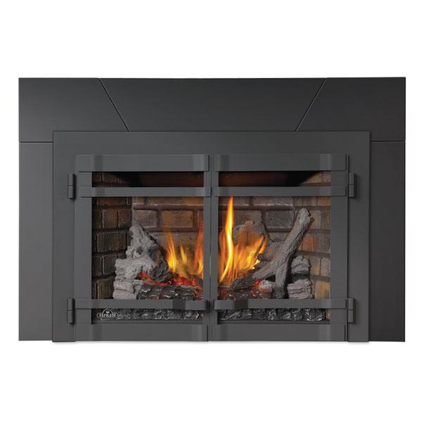 XIR3NSB Napoleon Deluxe Fireplace Insert