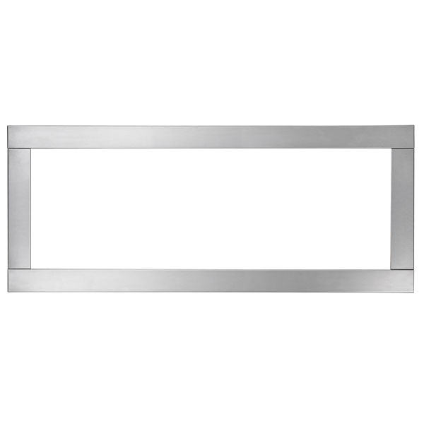 Galaxy Series Stainless Steel Trim (2 sets required for see-thru models) - LT48SS