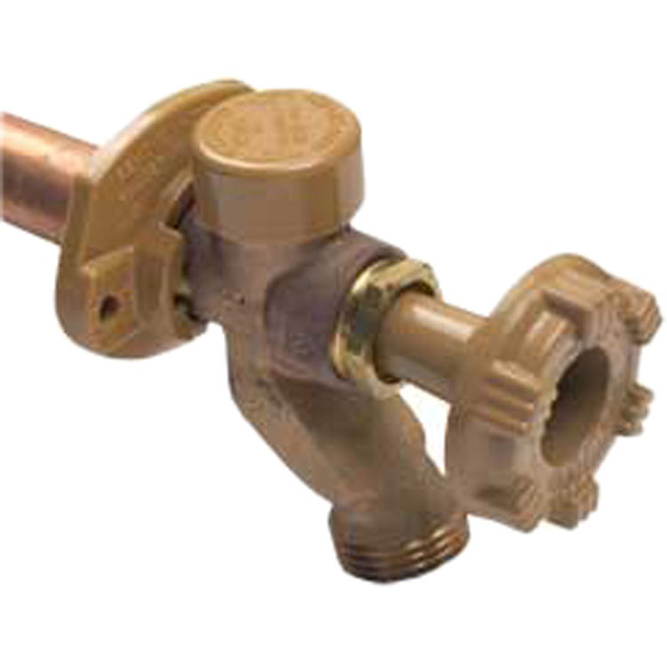 10-INCH WALL FAUCET