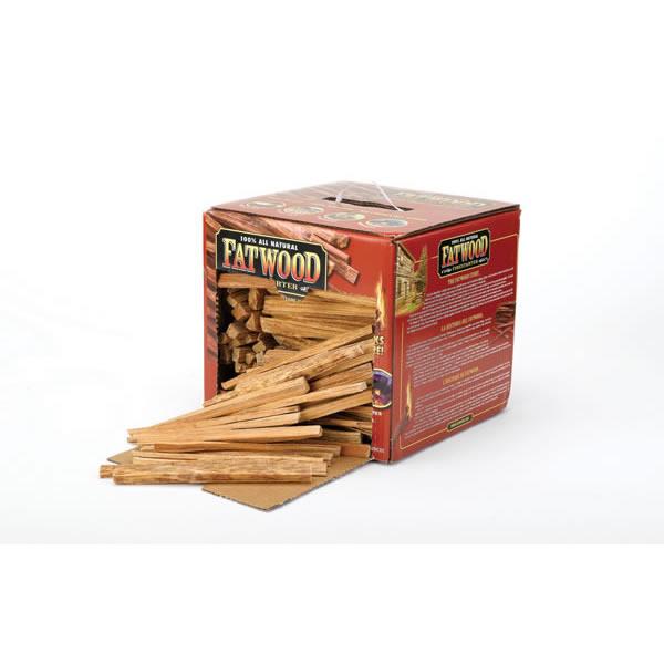 Fatwood Firestarter, 15 lb. Box