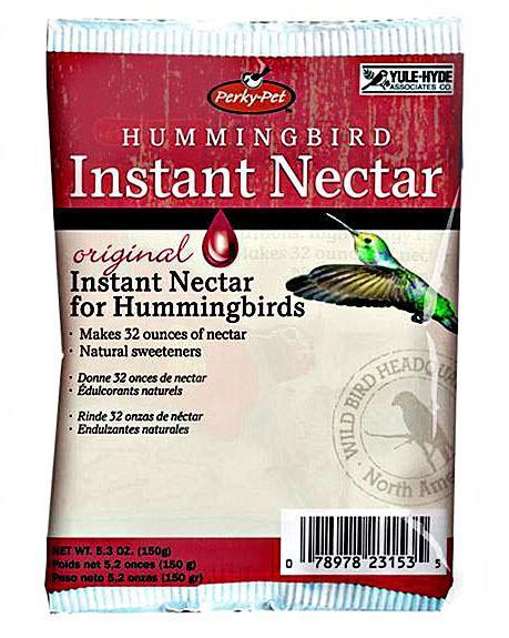 23112SFB 5.3OZ HUMMINGBIRD ORG NECTAR