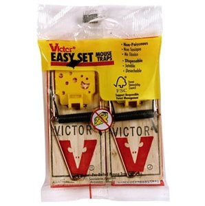 MO35 EASY SET MOUSE TRAP