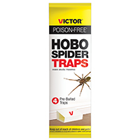 Woodstream M293 Ready-To-Use Pre-Baited Poison Free Hobo Spider Trap