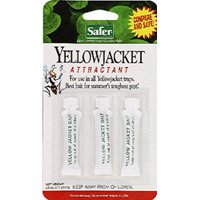 YELLOW JACKET WASP BAIT 3PK