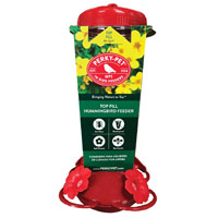 BIRDFEEDER TOP FILL PLSTC 24OZ