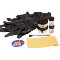 Woodwizzards WWSAMPLE Waterproof Sample Kit, 1 oz, Clamshell, Liquid