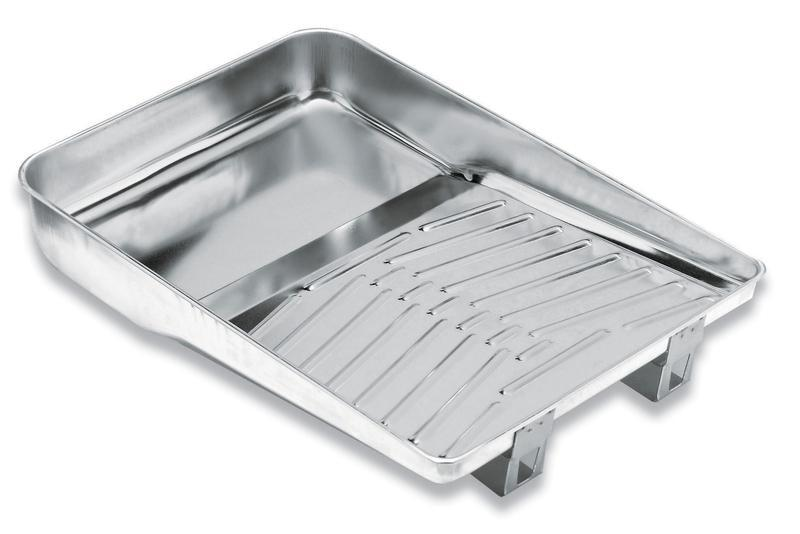 R402 11 IN. METAL PAINT TRAY