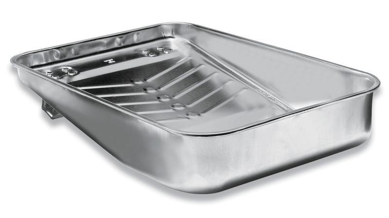 R405 3QT 13 IN. STEEL TRAY