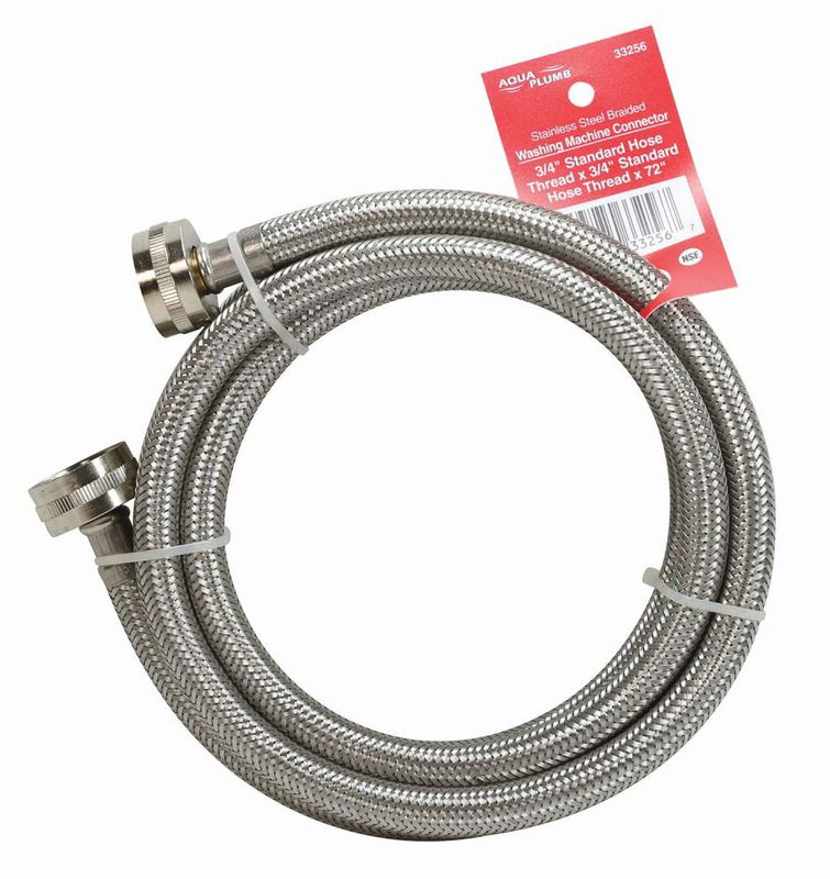 33254 4 FT. WASHING MACHINE HOSE
