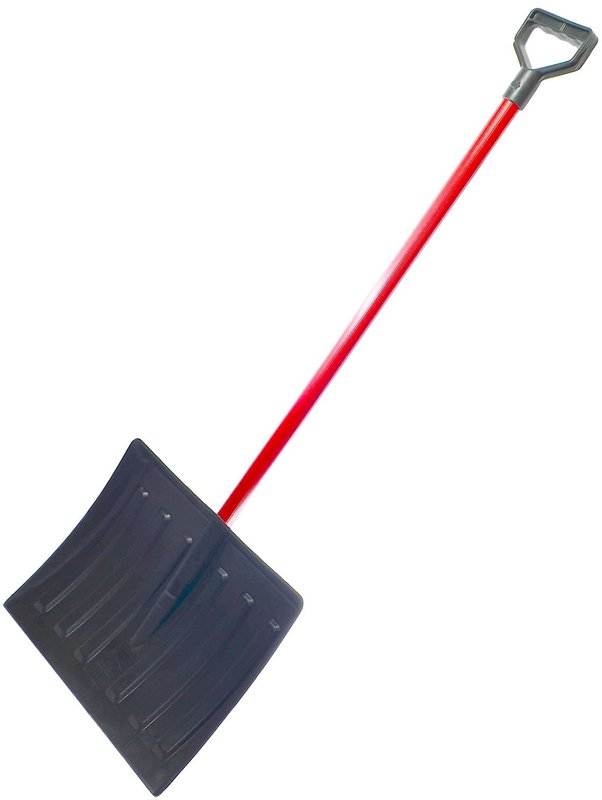 1199D 18 IN. POLY SNOW SHOVEL