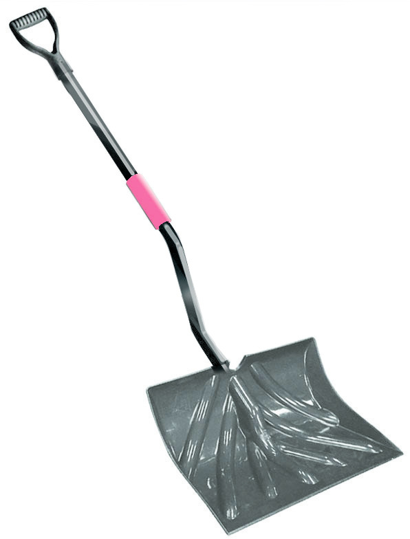 1233BS 18 IN. EZ LIFT POLY SHOVEL