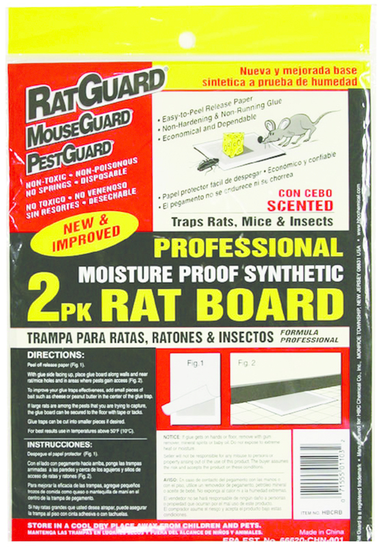 60MB RAT MOUSE GLUE BOARD