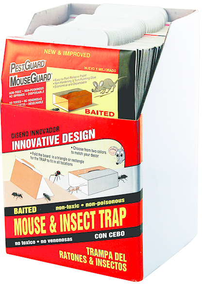 72MB MOUSE & INSECT GLUE BOARD