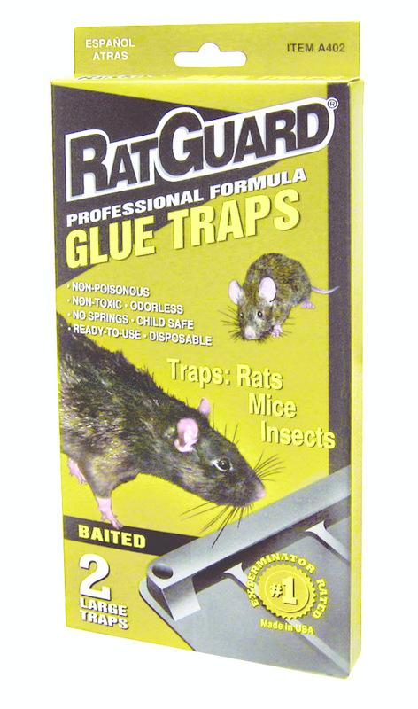 A402N 2PK RAT GLUE TRAP