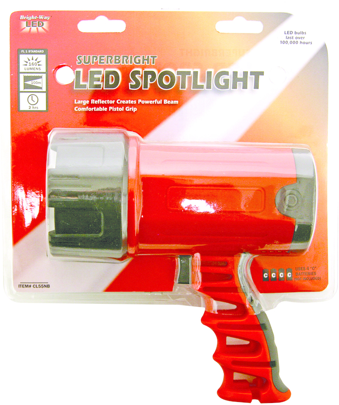 CL55NB 1WATT LED SPOTLIGHT