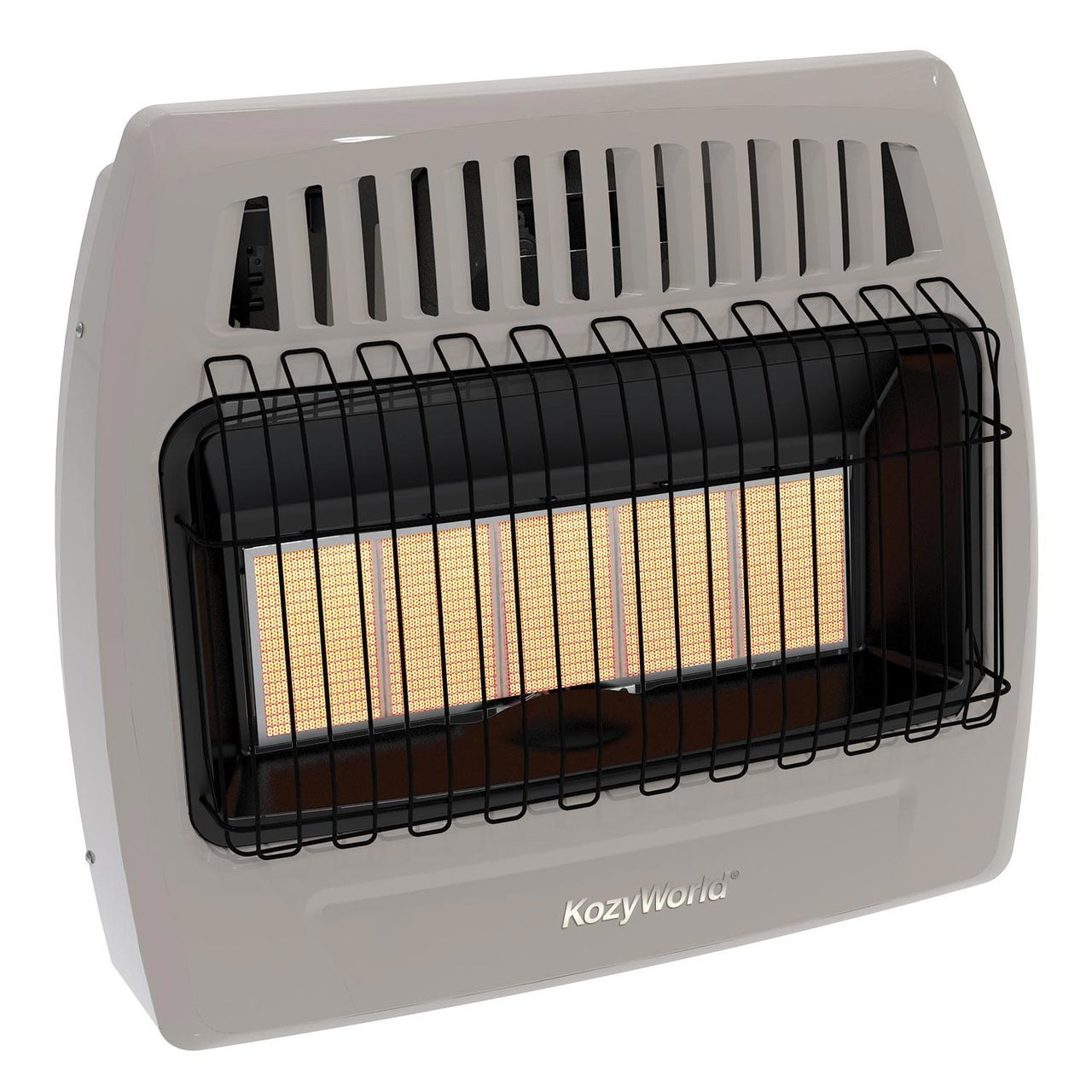 KWP522 5 Plaque Propane Wall Heater