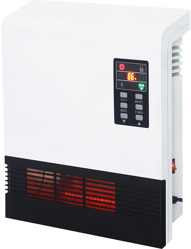 QWH2100 WALL QUARTZ HEATER