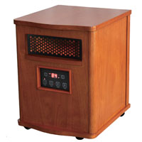 Infrared Heater Oak