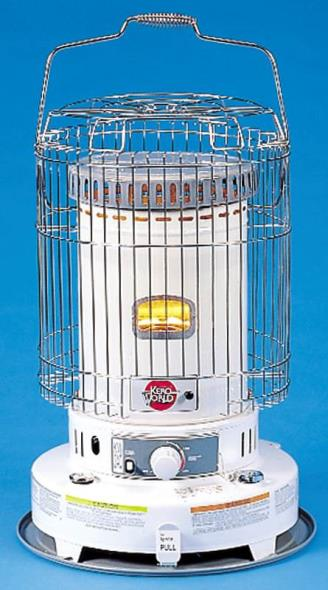 Kero World KW-24G Convection Heater, 23000 BTU, 900 sq-ft, Kerosene