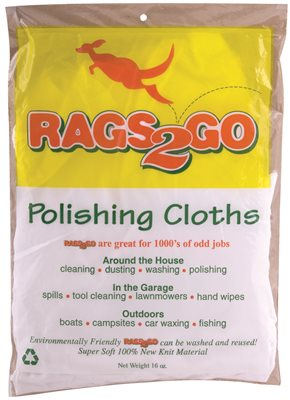 ALL PURPOSE CLOTH RAGS
