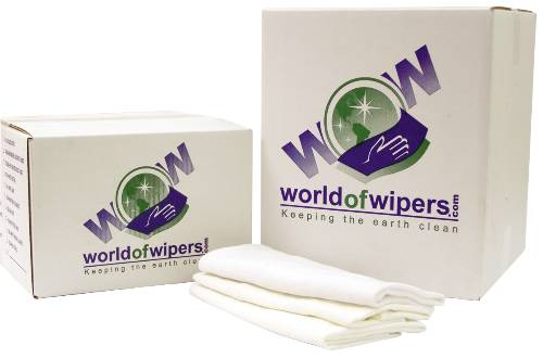 TERRY MILL END WIPERS 10 LB BOX