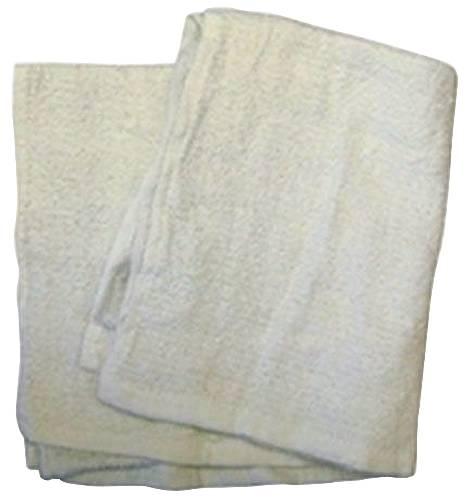 ALL PURPOSE TERRY BAR TOWELS, 12 PER BAG
