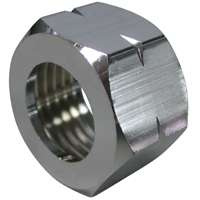 FAUCET COUPLING NUT 1/2IN