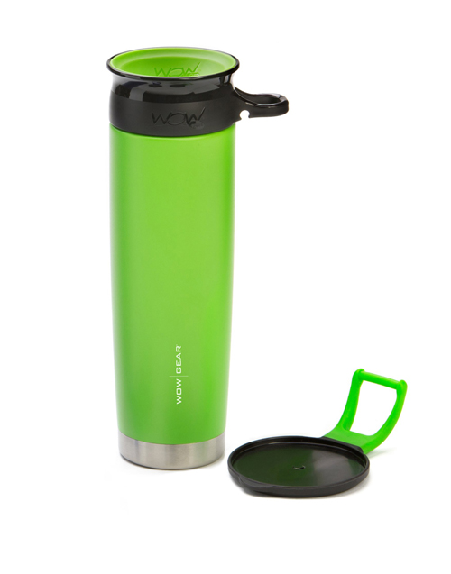 WOW Gear 360 Stainless Steel Cup, 22oz, Gree