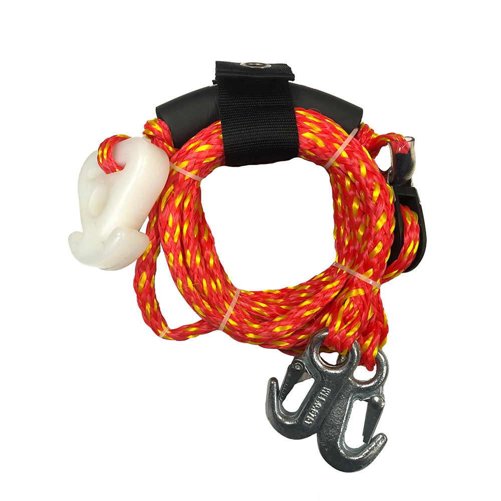 WOW Watersports 12' Tow Harness w/Self Centering Pulley